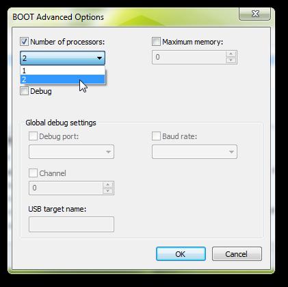 Activate all the processor cores when Windows 7 starts-2