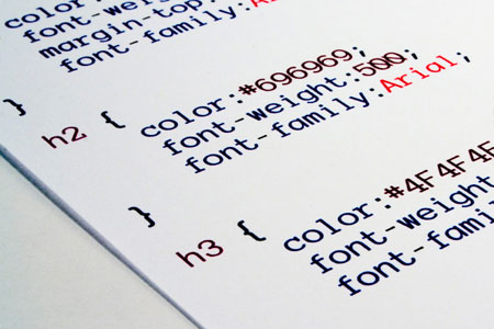 CSS to modify a WordPress theme