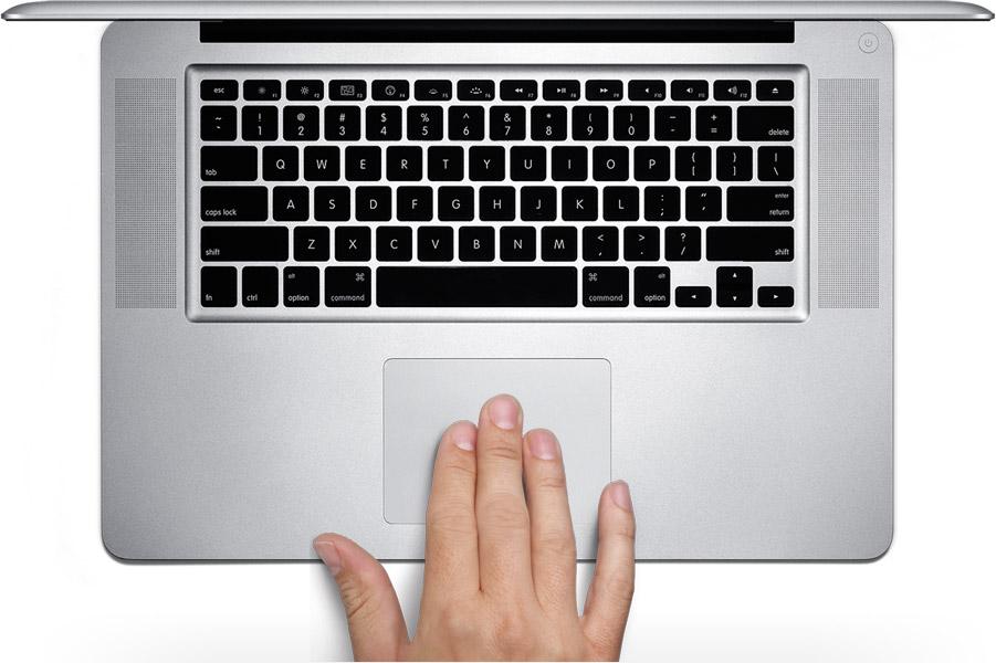 Macbook trackpad