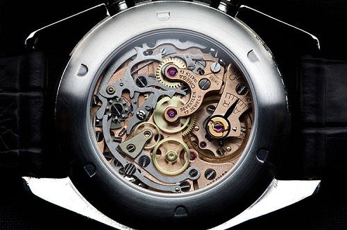 Omega Watch Chronograph movement Wallpaper