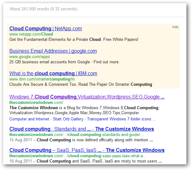 AdSense Text Ad Color Blending and Contrast Tips To Increase CTR