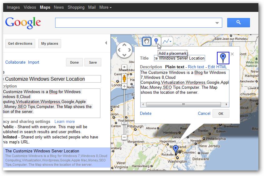 Custom Google Maps - How To Create Your Own Google Maps