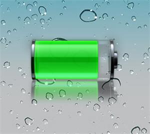 iPhone Battery Widget for Windows PC