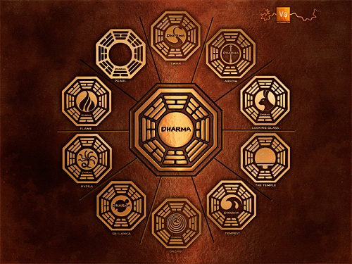 Dharma Wallpaper