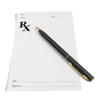 Secure and Modern Prescription Pads