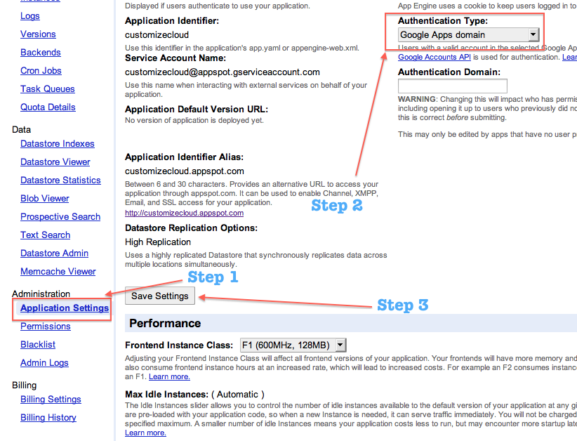 Google Apps and Custom Domain Email