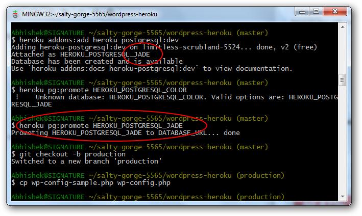 Installing WordPress on Heroku Cloud With Free SSL Video Guide
