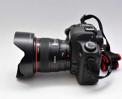 Canon EF 35mm Lens