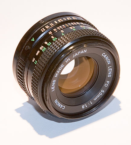 Normal Lens in Digital Photography