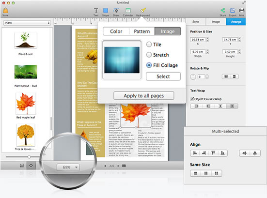 Premium Desktop Publishing Mac App Publisher Plus Giveaway