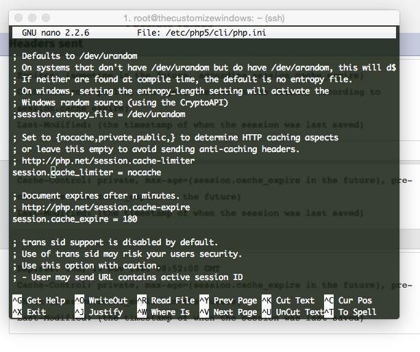 Remove Expires- Thu, 19 Nov 1981 PHP Header