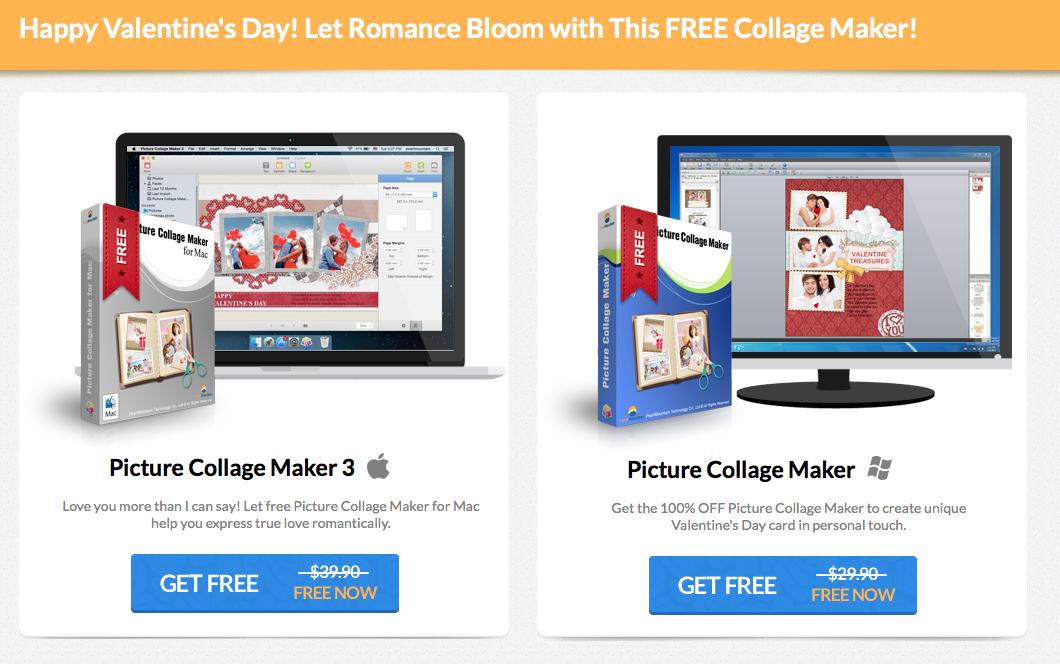 Valentines Day Software