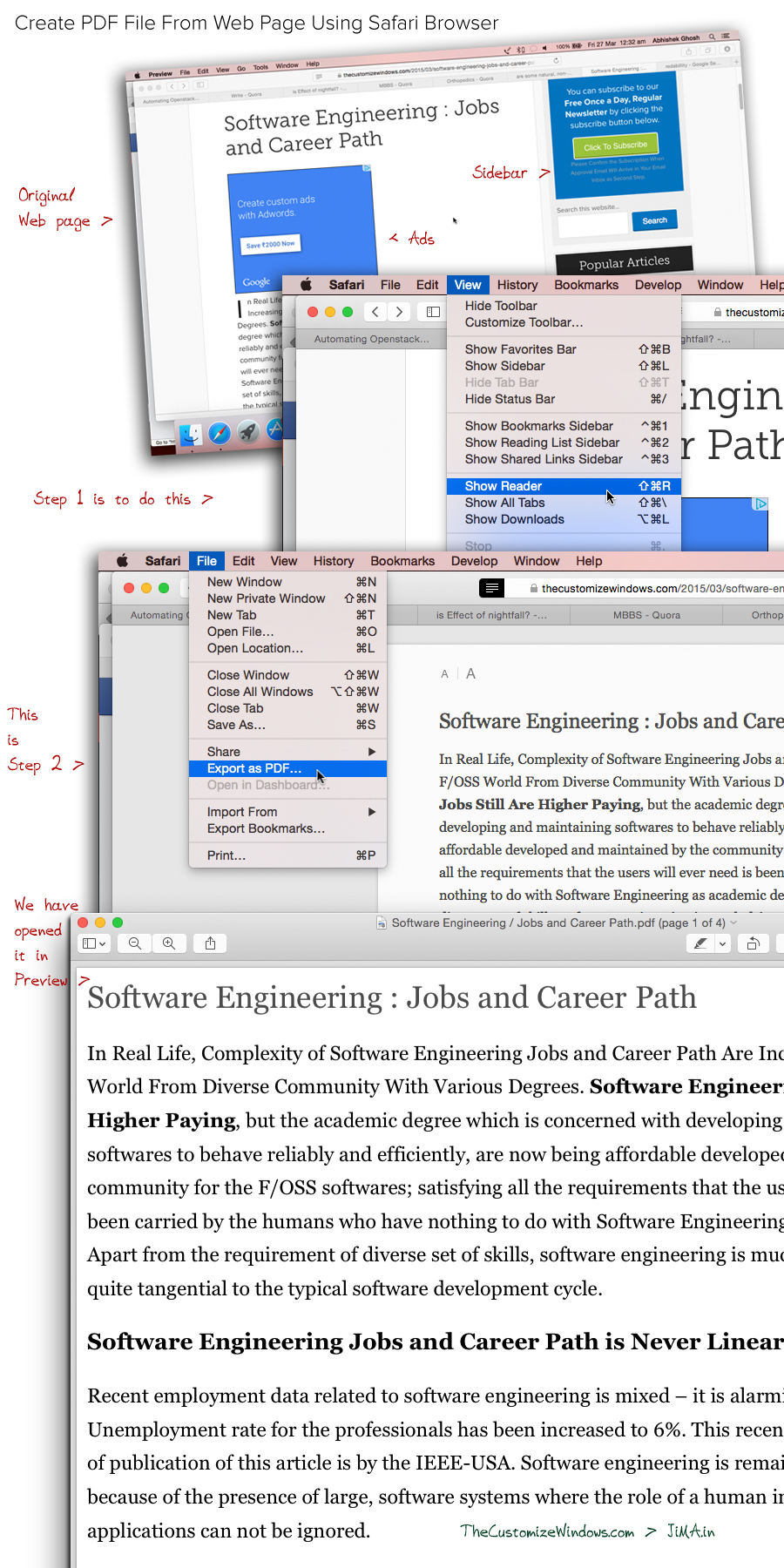 Create-PDF-File-From-Web-Page-Using-Safari-Browser
