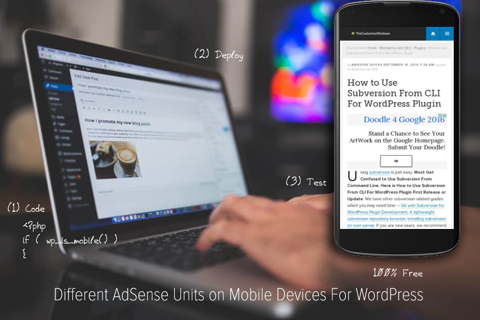 wordpress-php-different-adsense-units-on-mobile-devices