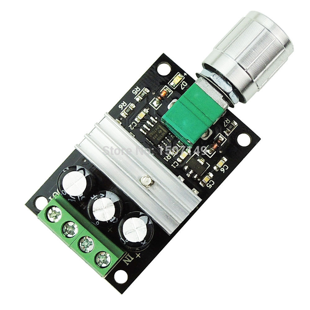 DC Motor Speed Controller PWM Buying Guide